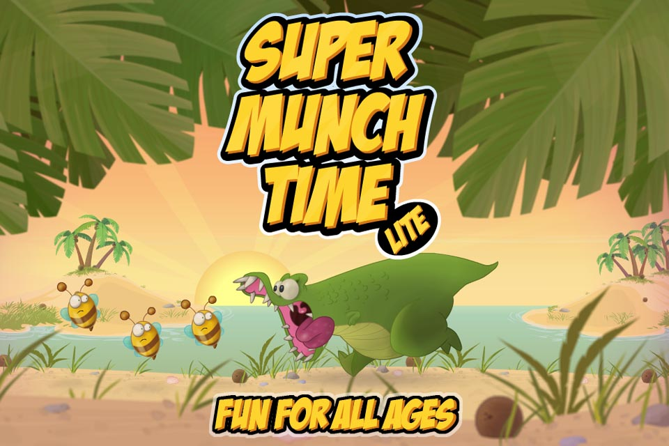 Screenshot Super Munch Time Lite